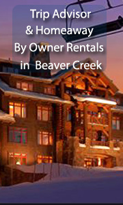 beaver creek by owner rentals
