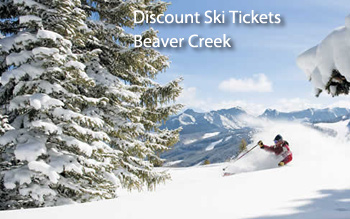 beaver creek discount ski tickets