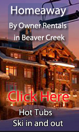 ski in out by owner vacation rentals in beaver creek