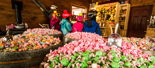 beaver creek candy cabin
